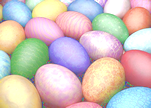 Pastel Easter Eggs Decorate Your Party